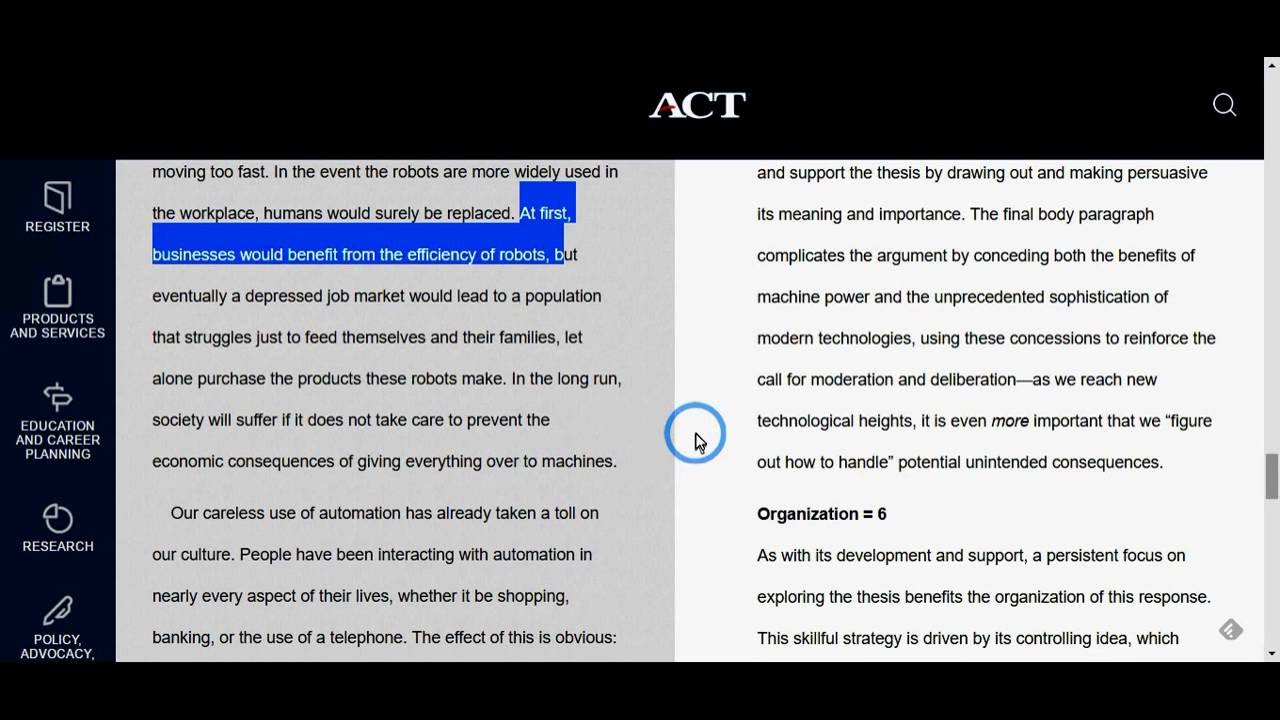 act writing how to write the essay act writing how to write the essay