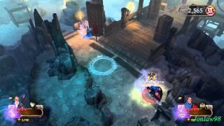 Crimson Alliance Walkthrough: Argosy Road Part 2 (Gameplay/Commentary) [HD] Co-Op