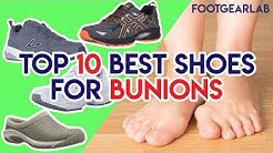 10 Best Shoes for Bunions in 2018 (Men & Women) - FootGearLab.com