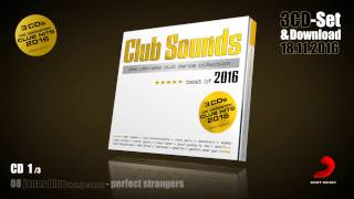 Club Sounds - Best Of 2016 (Official Minimix)