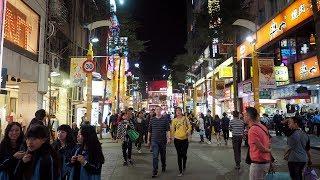 2017 Taipei Day 1 - Arrival | Ximending | Shida Night Market
