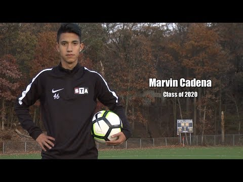 Marvin Cadena - College Soccer Recruiting Highlight Video - Class of 2020