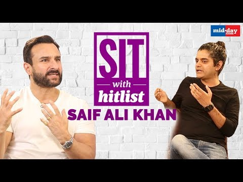 Saif Ali Khan on ex wife Amrita, nepotism, Sacred Games and more | Full interview | Sit With Hitlist