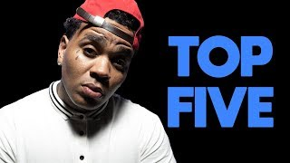 Kevin Gates teaches you his Top 5 self-improvement lessons