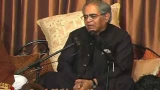 Iftikhar Arif -- Milaad Part II