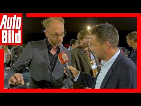 Audi A7 (2017) Chef-Designer Marc Lichte im Interview