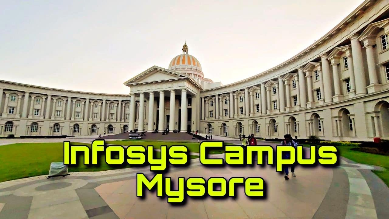 Infosys Mysore Training Campus |  Classic Hostel Facilities | Food Courts | Life | check-in| Luggage