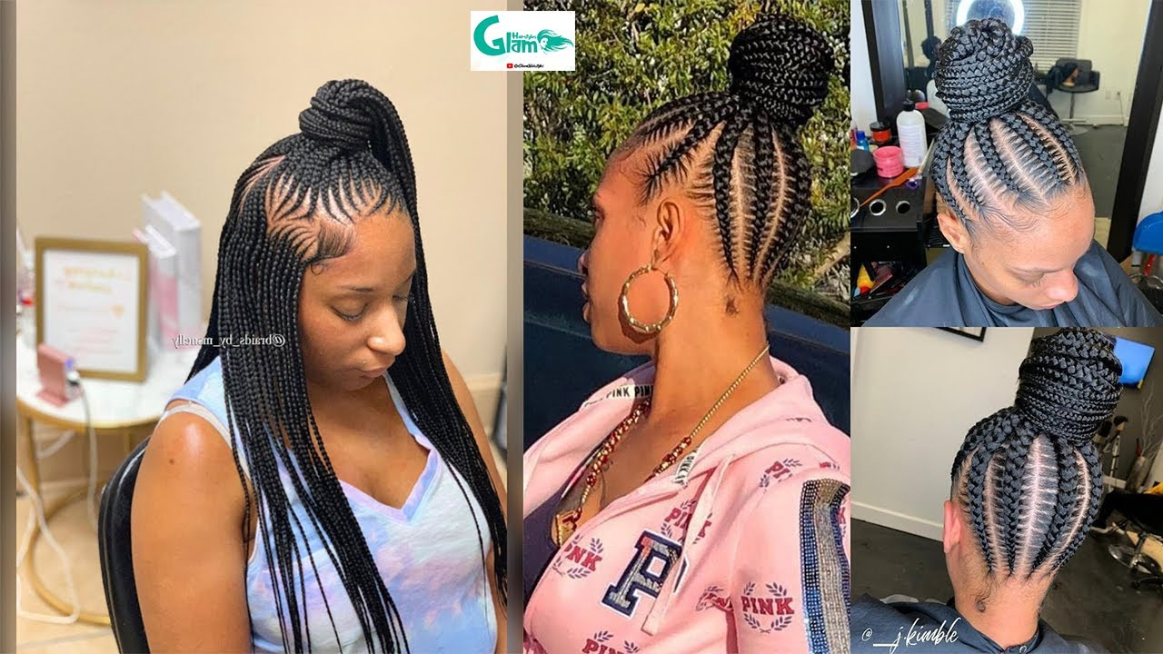 💕💜TRENDY FOR YOU!!! 2020 NEWEST #BLACK BRAIDS HAIRSTYLES: BEST CHARMING BRAIDS COMPILATION TO SLAY