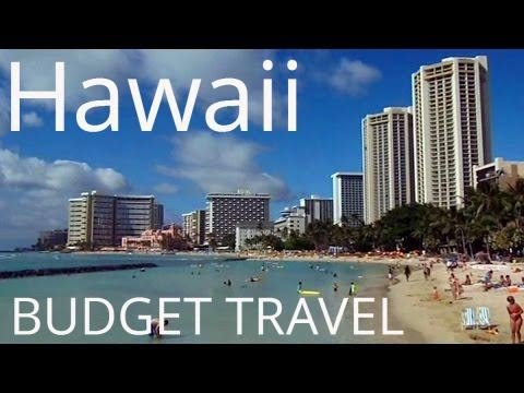 Hawaii Budget Travel: Honolulu & Waikiki Beach, Oahu