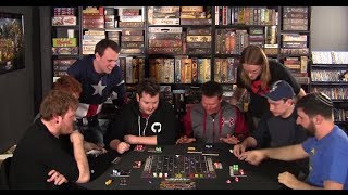 Board Game Replay - Space Cadets: Dice Duel - (Full Game Play)
