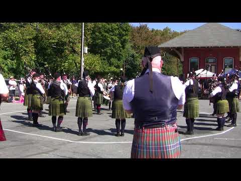 2017 Celtic Classic -  MacMillan Birtles Pipe Band Grade 4 MSR