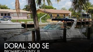 [UNAVAILABLE] Used 2001 Doral 30 in Pompano Beach, Florida