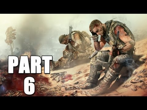 spec-ops-the-line-walkthrough---part-6-[chapter-6]---the-pit-let's-play-ps3-xbox-pc