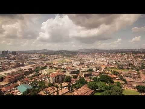 Timelapse View of Kampala