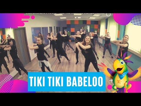 Tańcz z nami - Instruktorami PAARO - Tiki Tiki Babeloo Zumba Remix