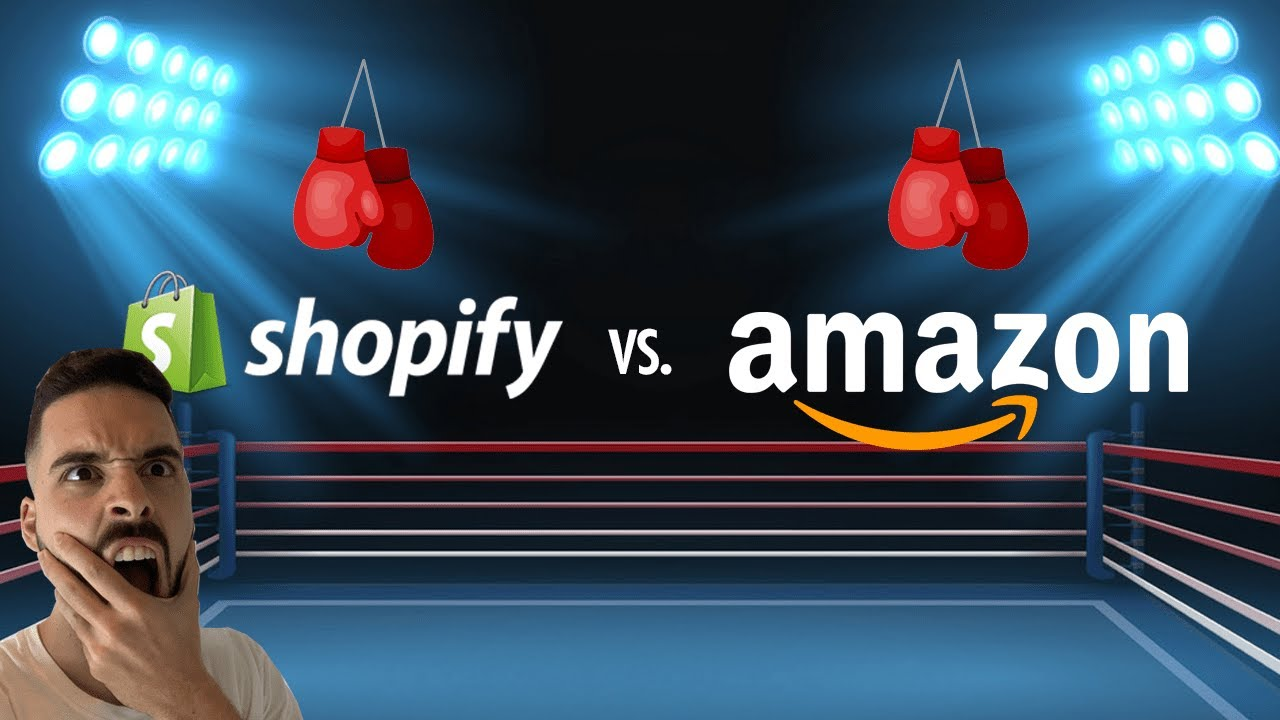Shopify Dropshipping vs Amazon Dropshipping | Everything You Should Know