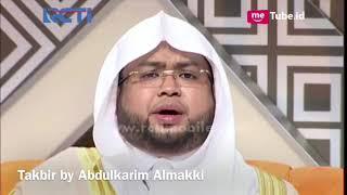 Takbiran by abdulkarim almakki