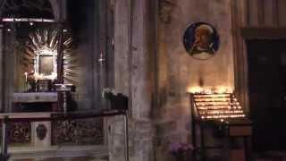 Собор Святого Стефана Вена.st.Stephan in Wien.DJ Amure.(st.Stephan in Wien.Собор Святого Стефана в Вене Австрия внутри и снаружи.amure., 2013-05-29T16:35:33.000Z)