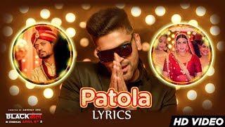 Download Guru Randhawa - Patola LYRICS | Blackmail | Irrfan Khan & Kirti Kulhari MP3 song and Music Video