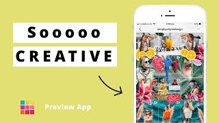 SUPER CREATIVE Instagram Accounts - Preview App