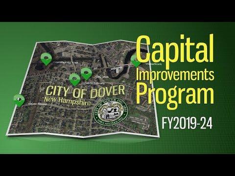 Capital Improvements Program, FY2019-2024