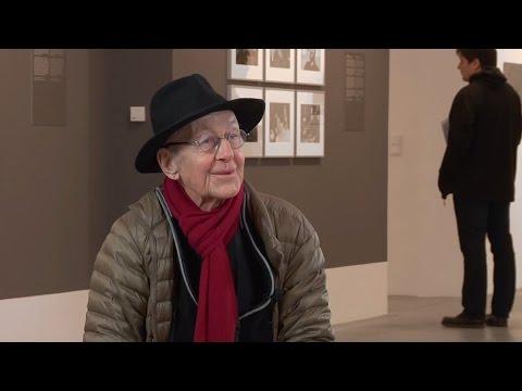 "Interview René Burri ""Doppelleben"""