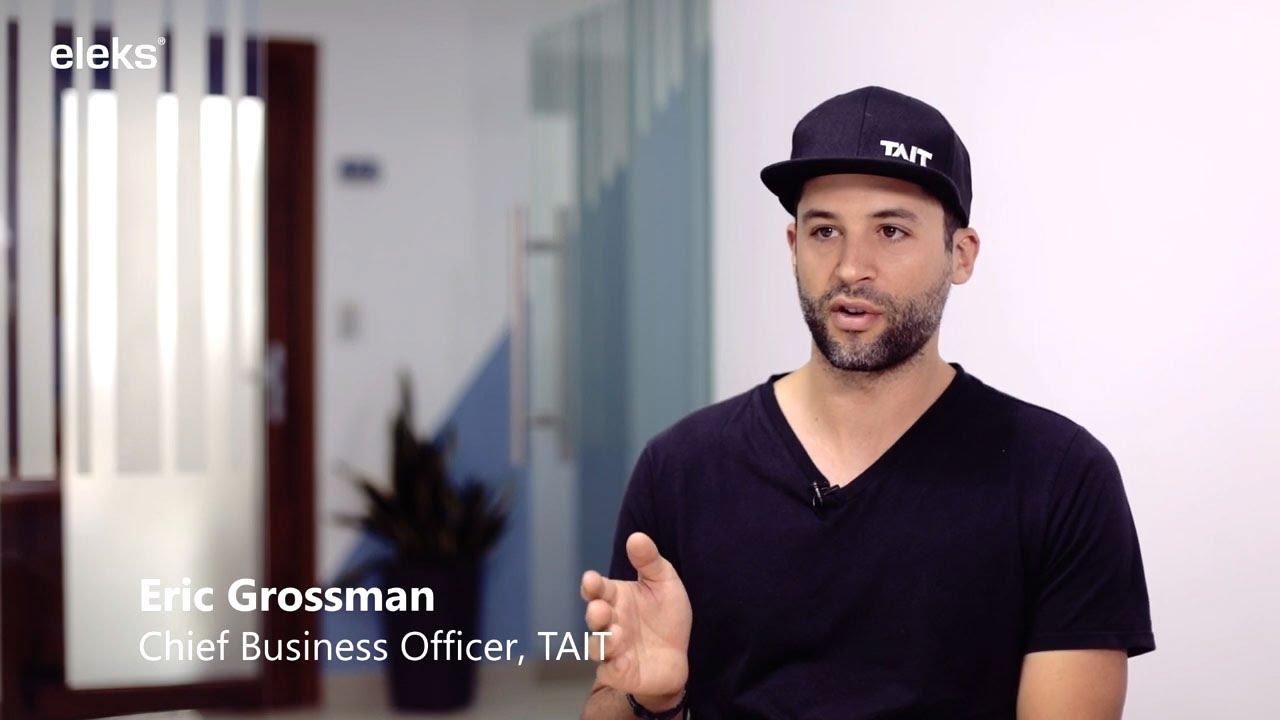 Client Testimonial - Eric Grossman and Jim Love, TAIT