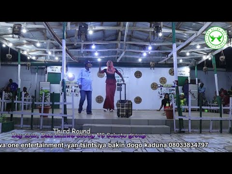 Dan  Shuwa Group Third Round_sada Zumunta Dance Competition_dan Baiwa One Entertainment Kaduna