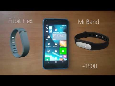 приложение fit 71 для фитнес браслета для ос windows phone mobile 8.1