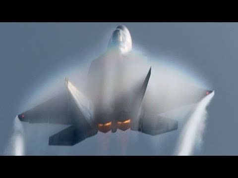 F-22 RAPTOR! The GREATEST FIGHTER JET of all time!