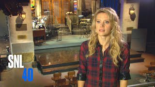 Kate McKinnon Interview | Saturday Night Live