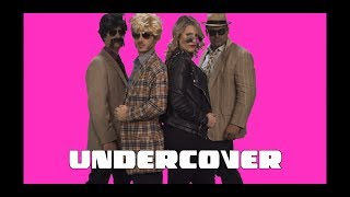 Rocket Surgeons - Undercover (Official Lyric Video)