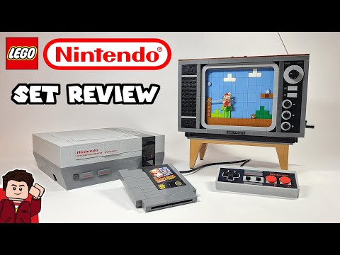 lego-nintendo-entertainment-system-(71374)-set-review
