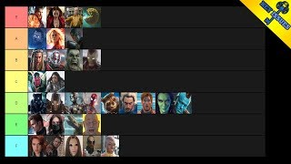 MCU Hero Tier List | Our Power Scale Explained