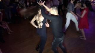 Beto Rojas  & Jennifer Silvas @ Salsa Dance  Mambonights 2016