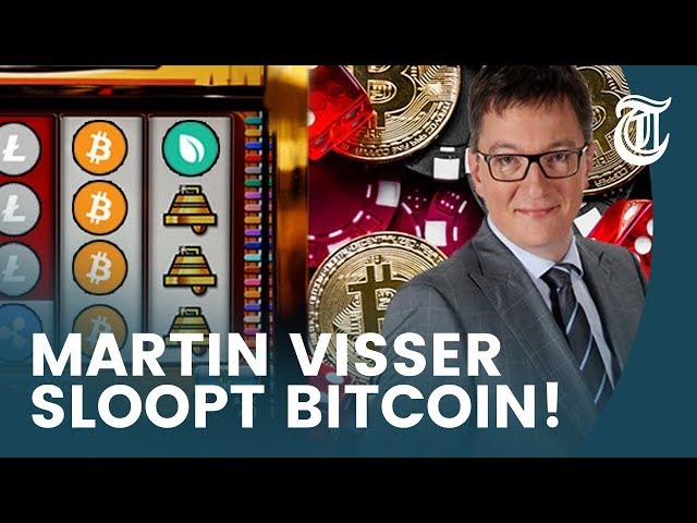 Bitcoin hoort in het casino