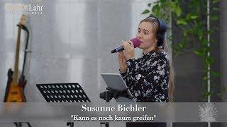"""FECG Lahr - Susanne Bichler - """"Kann es noch kaum greifen"""""""