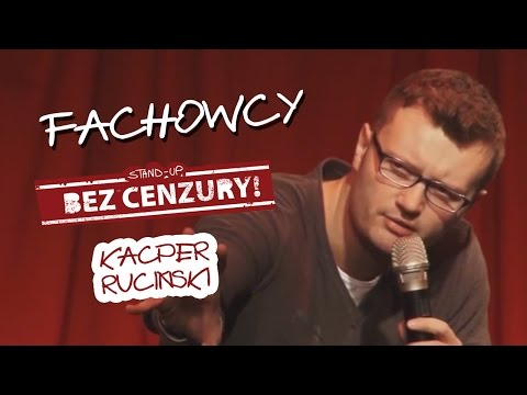 FACHOWCY - Kacper Ruciński