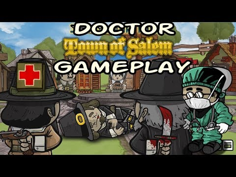 AM AVUT SANSE DAR... - Town Of Salem - Gameplay Doctor Romania (Ranked)