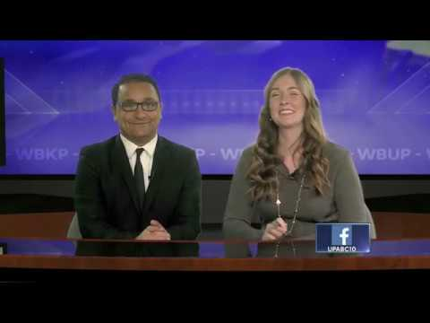 News Anchor Can't