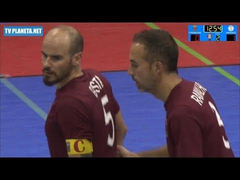 Resumo Futsal: TORREENSE 2x1 ARRANHÓ - 1ª Divisão AFL 2018/19