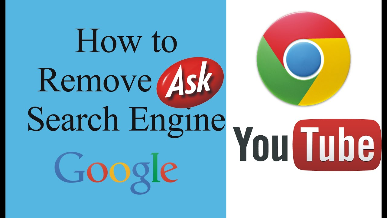 How to Remove the Ask Toolbar from Chrome (with Pictures)