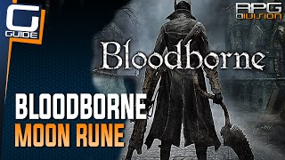 Bloodborne - Moon Rune (more Blood Echoes from enemies) Location & How to Leave Yahar