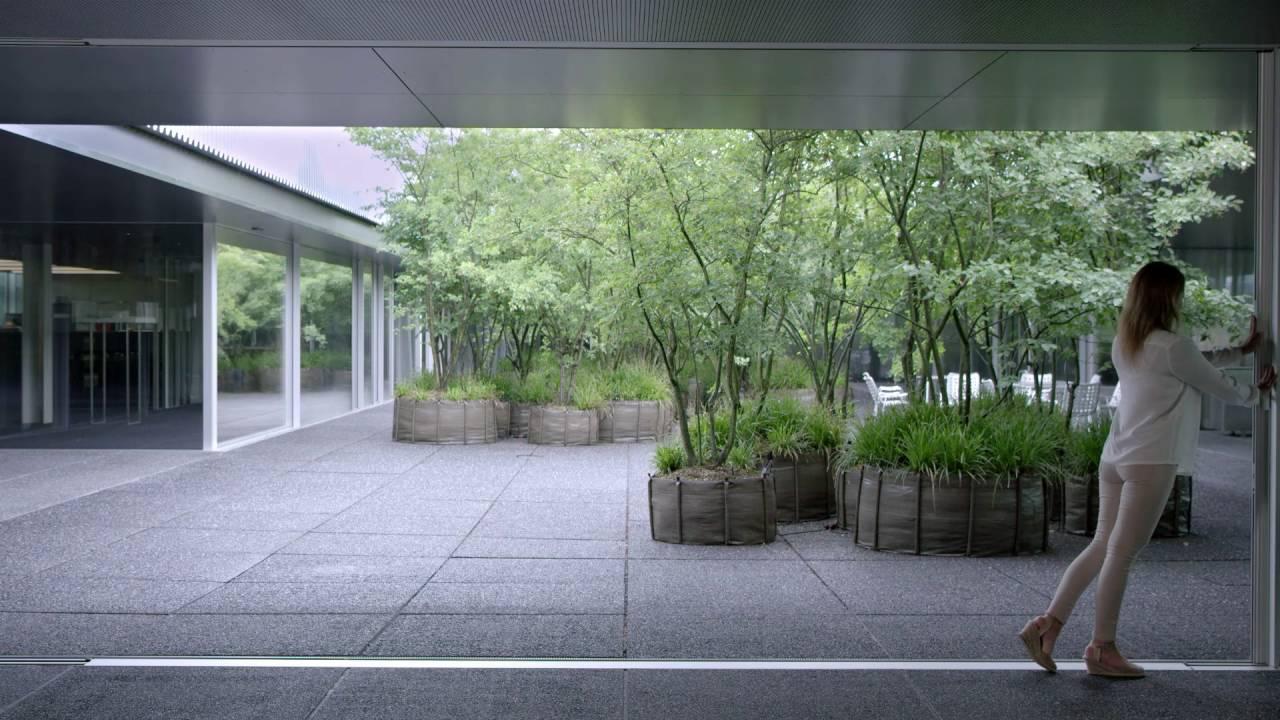 Sky Frame Fenster sky frame centre opening