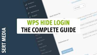 WPS Hide Login Tutorial 2020 - How To Hide WordPress Login Url - Hide WordPress Admin Panel 2020