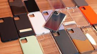 케이스 실물 미쳤다!! 아이폰11 Pro /아이폰11 Pro max 케이스 20종 비교 및 실착용! 역대급 퀄리티