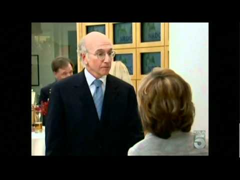 Curb your enthusiasm. Anonymous - TV shows  I was an extra in.