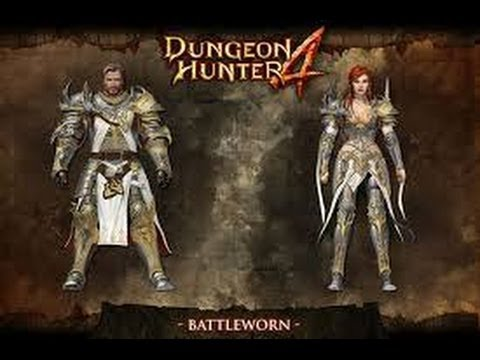 Dungeon Hunter 4 Battleworn Tutorial