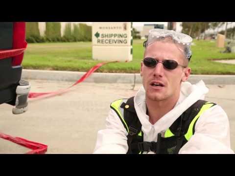 Occupy Monsanto Stops GMO Seed Distribution 9-12-12
