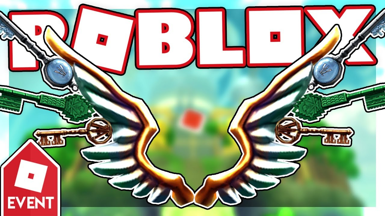 Event How To Get The Golden Wings Of The Pathfinder Roblox Egg